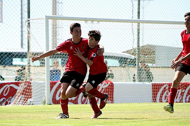 Final MecupU-13 Alboraya-Arsenal