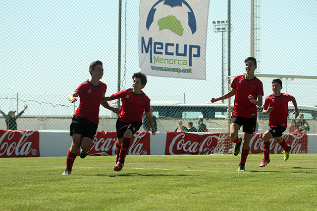 Final MecupU-13 Alboraya-Arsenal