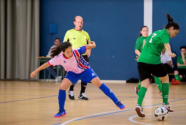 Futbol Sala -At Mercadal- Ferreries