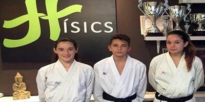 Karateques Fisics