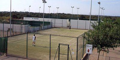 Marlbuger-Pista Tenis
