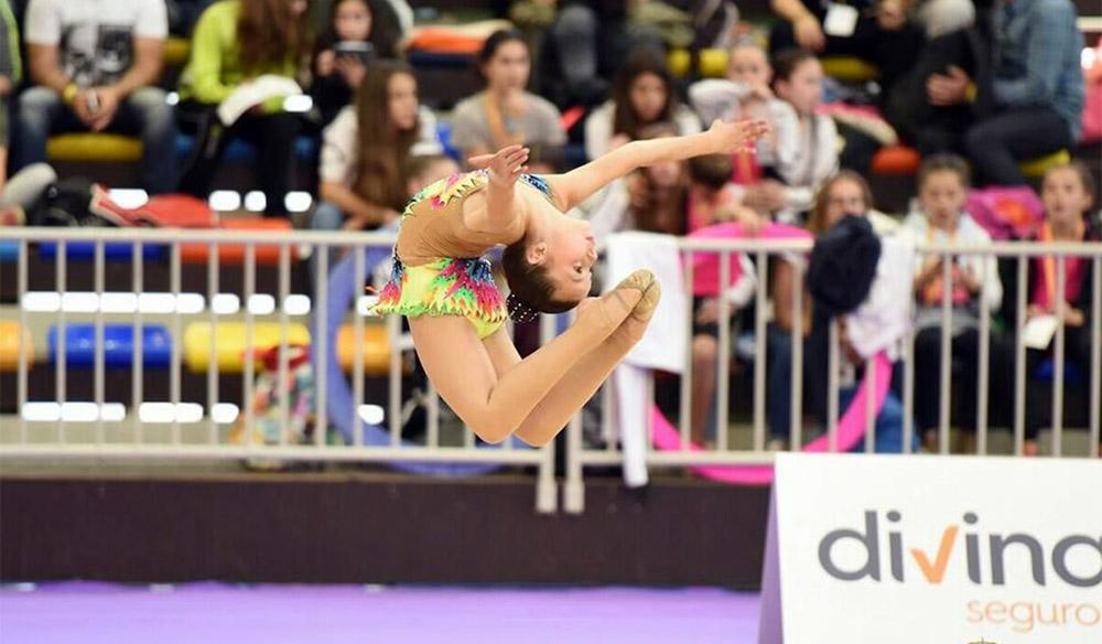 Nacional Gimnasia Ritmica-Sandra Gonzalez (Foto Sport Eventos)