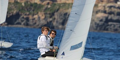 Triay-Mas Trofeo Illes Balears de Snipe 2017