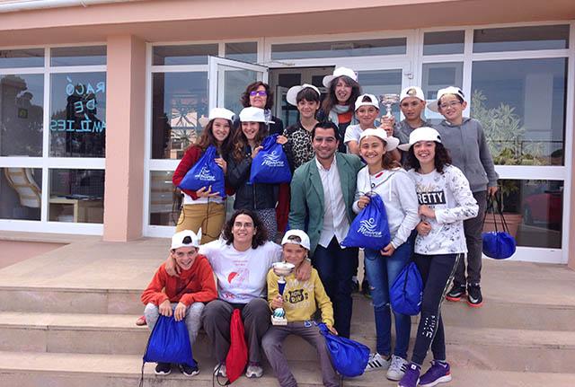 Atletisme-Centre Ruiz i Pablo -I Torneig Nacional Jugant a s'Atletisme