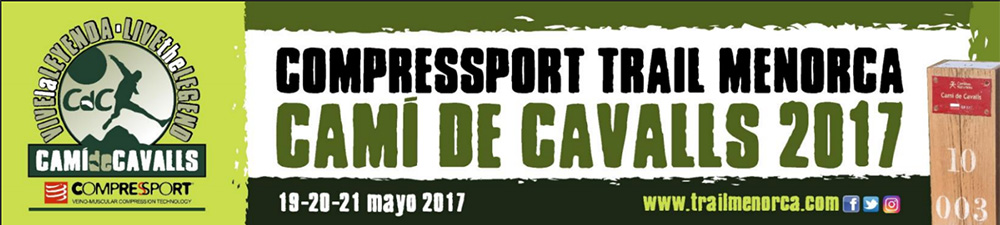 Cabecera Compressport Trail Cami de Cavalls 2017