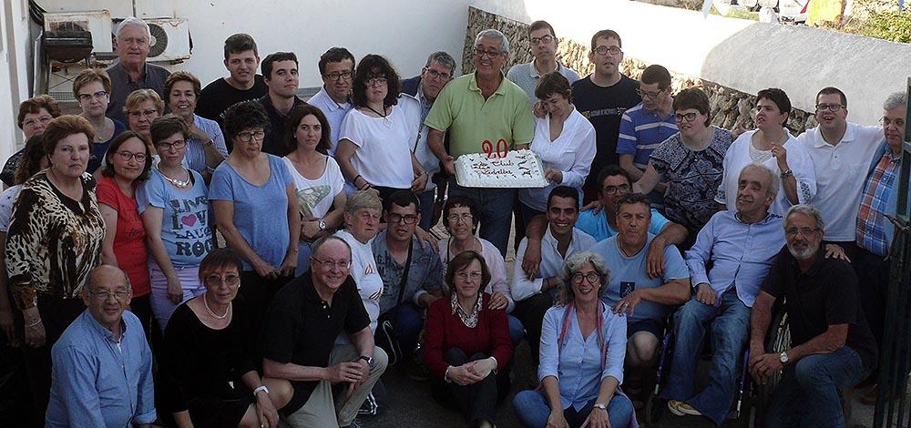 Club Vidalba-20 anys