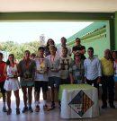 Pedro Vives e Isabel Adrover, campeones de Baleares categoría cadete masculino y femenino