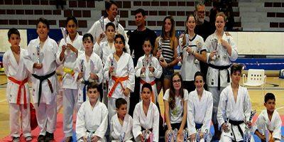 Físics -final escolar de Menorca de karate