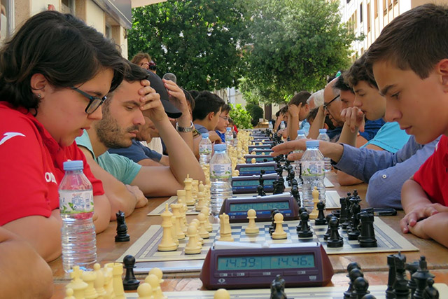 Festa Primavera ajedrez-Ferreries 2017