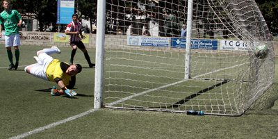 Futbol 3ª 16-17 Mercadal -Son Cladera