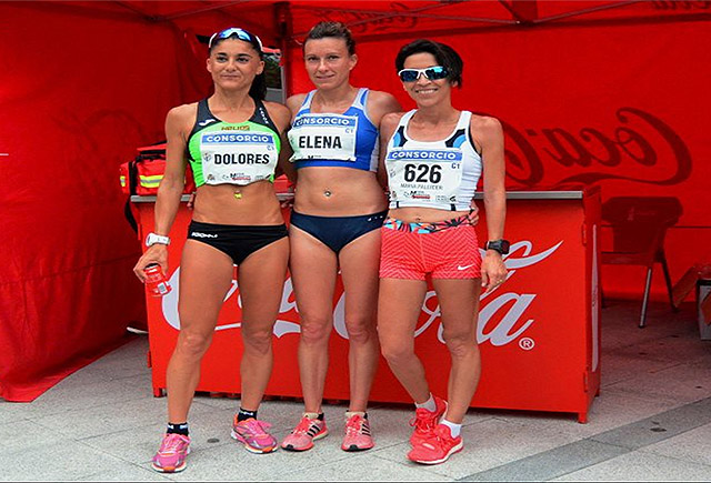 María Pallicer-Media Maratón Santoña