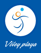 Vóley playa-Logo