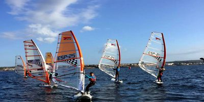 Winddurf-Trofeu Illes Balears Bic Techno
