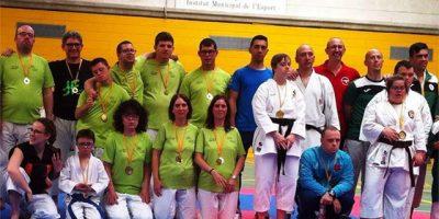 campionat internacional de Para-karate per Físics i Vidalba