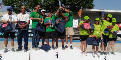 Campionat Balear de Petanca Adaptada