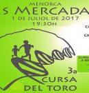 Dissabte torna Sa Cursa solidaria del Toro en 700 inscrits ja