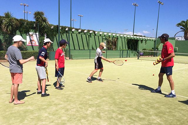 Club Tenis Mahón -Iniciativa solidaria
