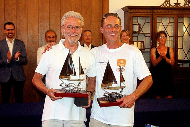 Entrega Trofeos-Regata Menorca-Sant Joan 2017