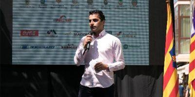 Miquel Company, conseller de Deportes y presidente de IGA Menorca
