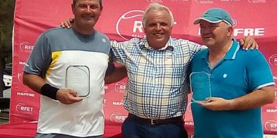 Oleano, Bosch y Ferragut-CT Mahón veteranos
