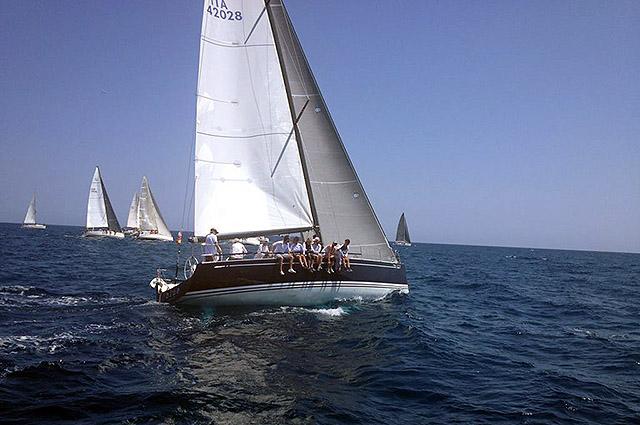 Regata Menorca-Sant Joan