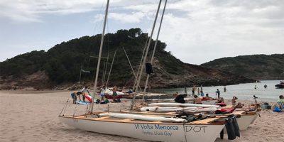 Volta a Menorca en Patín