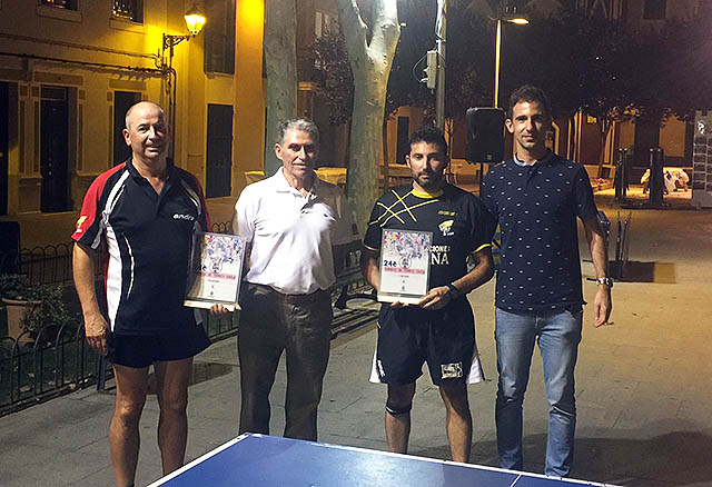 24è Torneig de Sant Llorenç de tennis taula