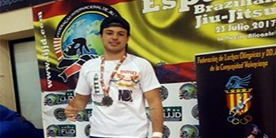 Daniel de Souza-Brasilian Jiu Jitsu