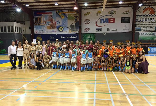 Festival de Patinatge 'Tendencies Tecnologiques'  de Sant Llorenç