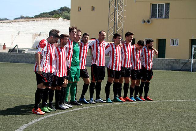 Futbol 3ª 17-18 Mercadal - Sta Catalina