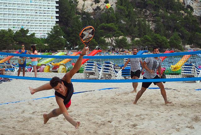 Pádel Playa
