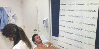 Proves médiques CCE Sant Lluís