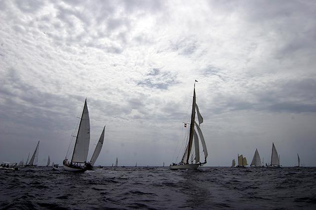 XIV Copa del Rey de Barcos de Época