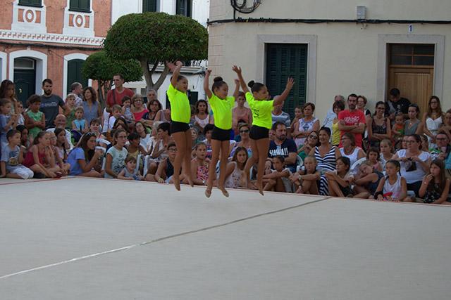 gimnàstica ritmica de Sant Llorenç 2017