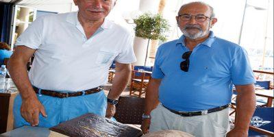 Angelo Bonati- libro de honor del Club Marítimo de Mahón