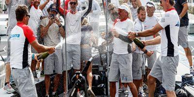 Azurra campeón-52 SUPER SERIES Sailing Week 2017