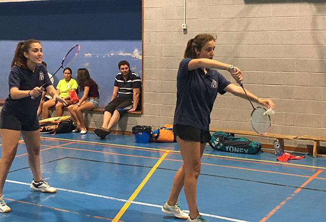 Badminton Festes de Maó 2017