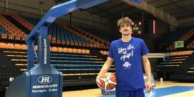 Carlos Sintes-Bàsquet Menorca
