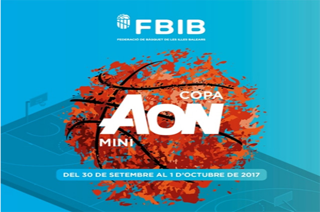 Cartell Copa AON Mini