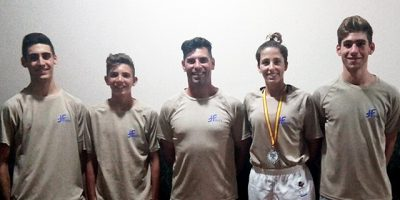 Físics as Nacional de karate