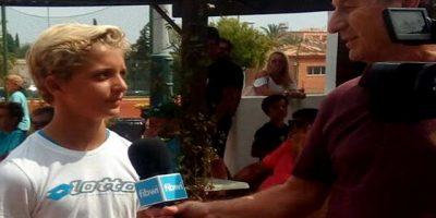 Felipe Virgili - el Master XXIX CircuitIlles Balears 2017 alevín