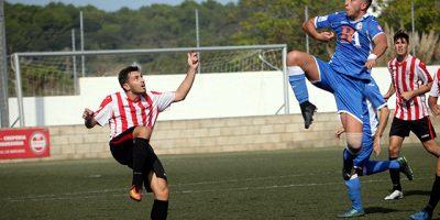 Futbol 3ª 17-18 Mercadal - Llosetense