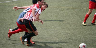 Futbol 3ª 17-18 Mercadal - Santanyí