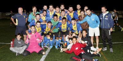 Futbol Final Supercopa Reg 16-17 CE Alaior-UD Mahón
