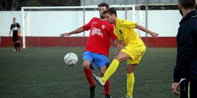 Futbol Reg At Ciutadella-Ferre