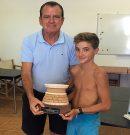 Pol Ferrer guanyador absolut des Trofeu Gumersindo Riera