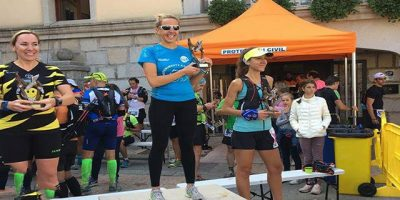 Maria Fiol-Dani Coll - 50 km Madrid-Segovia