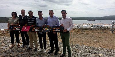 Presentació Artiem Half Menorca Triatló
