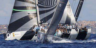 Menorca 52 SUPER SERIES Sailing Week 2017 (Foto Nico Martínez)