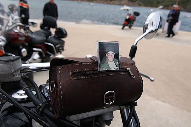 Ruta motera en homenaje aDavid Gracián Gómez